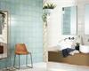 Trendy v obkladech do koupelny i do kuchyně: Nadvládu šedé rozbíjí mozaika i patchwork