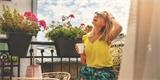 Vytvořte si doma oázu klidu a pohody. 30 tipů jak na útulný balkon