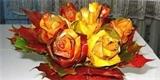 Jak vyrobit růži z listí snadno a rychle