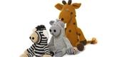 Háčkované hračky: Inspirujte se, jaké krásné kousky můžete dětem vyrobit
