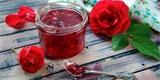 Jak udělat džem, sirup a likér z květů růží