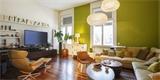 Jak vymalovat byt: Nebojte se barev, rozsvítí interiér. Přesvědčte se v galerii!