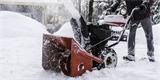 Jak vybrat sněhovou frézu: Správně zvolené nářadí lehce zatočí s přívaly sněhu