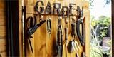 Jak uspořádat zahradní nářadí? 30 nej DIY levných a jednoduchých tipů