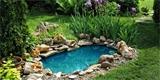 Fotogalerie: Nejkrásnější zahradní jezírka koupací i okrasná