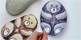 Malování na kamínky: Skvělá zábava pro děti i dospělé