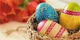 50 netradičních způsobů, jak letos ozdobit velikonoční vajíčka
