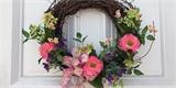 Nejkrásnější jarní věnce na dveře. Inspirujte se!