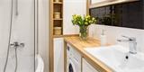 Jak zařídit malou koupelnu? Inspirujte se v galerii