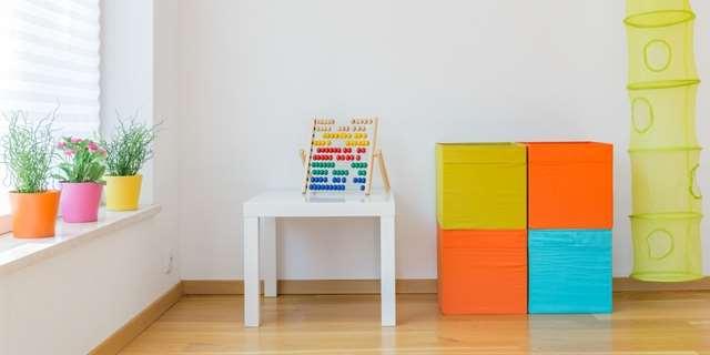 7d1dca21a Úložné krabice jsou velmi praktické například pro úklid hraček.