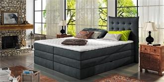 Kontinentální postel by ocenila i princezna na hrášku. V čem se liší od běžné postele?