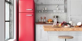 Spotřebiče do kuchyně pro milovníky retro stylu. Červená jasně vede. Vyberte si