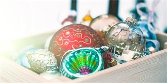 Kouzelné Vánoce v retro stylu: Podívejte se na ty nejkrásnější ozdoby
