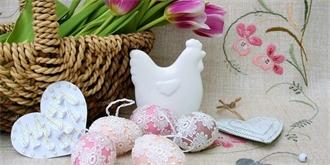 Velikonoční dekorace: Inspirujte se těmi nejkrásnějšími
