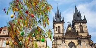 Velikonoční trhy 2020: Praha, Brno, Drážďany a další města. Výběr toho nejlepšího!