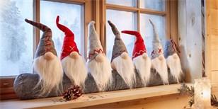 Vánoční skřítkové jsou trendem letošních svátků. Jak se vám líbí?