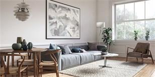 Minimalismus v bytě: Základní pravidla, jak vytvořit tento styl